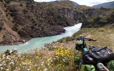 Dlouhe, tezke a horke kilometry skrz Patagonii