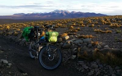 Severni Bolivie a oprava pruseru